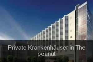 Private Krankenhäuser in The peanut